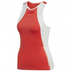 Adidas Stella Mac Cartney Red Kerber Wimbledon Tank