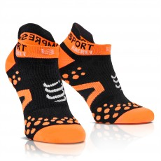 Chaussettes Compressport Racket Strapping Double Couche Basses