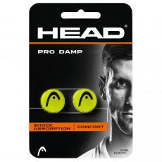 Antivibrateur Head Pro DAMP Jaune
