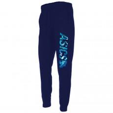 Pantalon Asics Jersey Cuffed Perf Indigo Blue