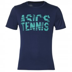 T Shirt Asics Junior Tennis GPX Blue