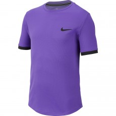 T Shirt Nike Junior Dry Team Psychic Purple 2019