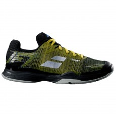 Chaussure Babolat Jet Mach 2 All Court Yellow/Black