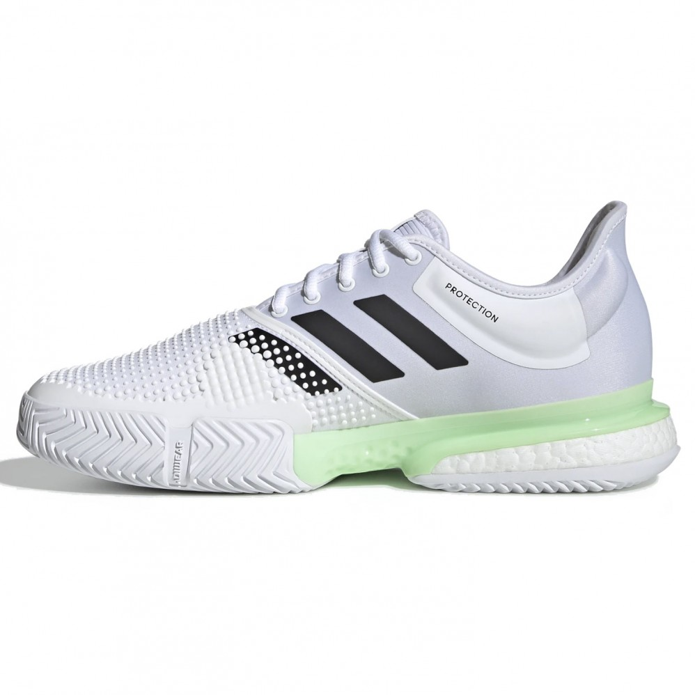 Chaussure de Tennis Adidas Solecourt Boost Blanc US Open 2019