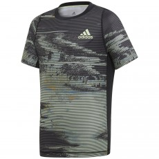 T Shirt Adidas Junior New York Tsitsipas Garçon US Open 2019