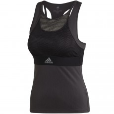 Adidas New York Wozniacki US Open 2019 Black Tank