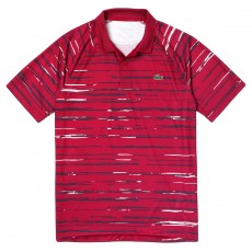 Polo Lacoste Djokovic Red American 2019