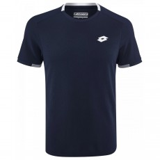 Lotto Team Navy Blue Tee Shirt