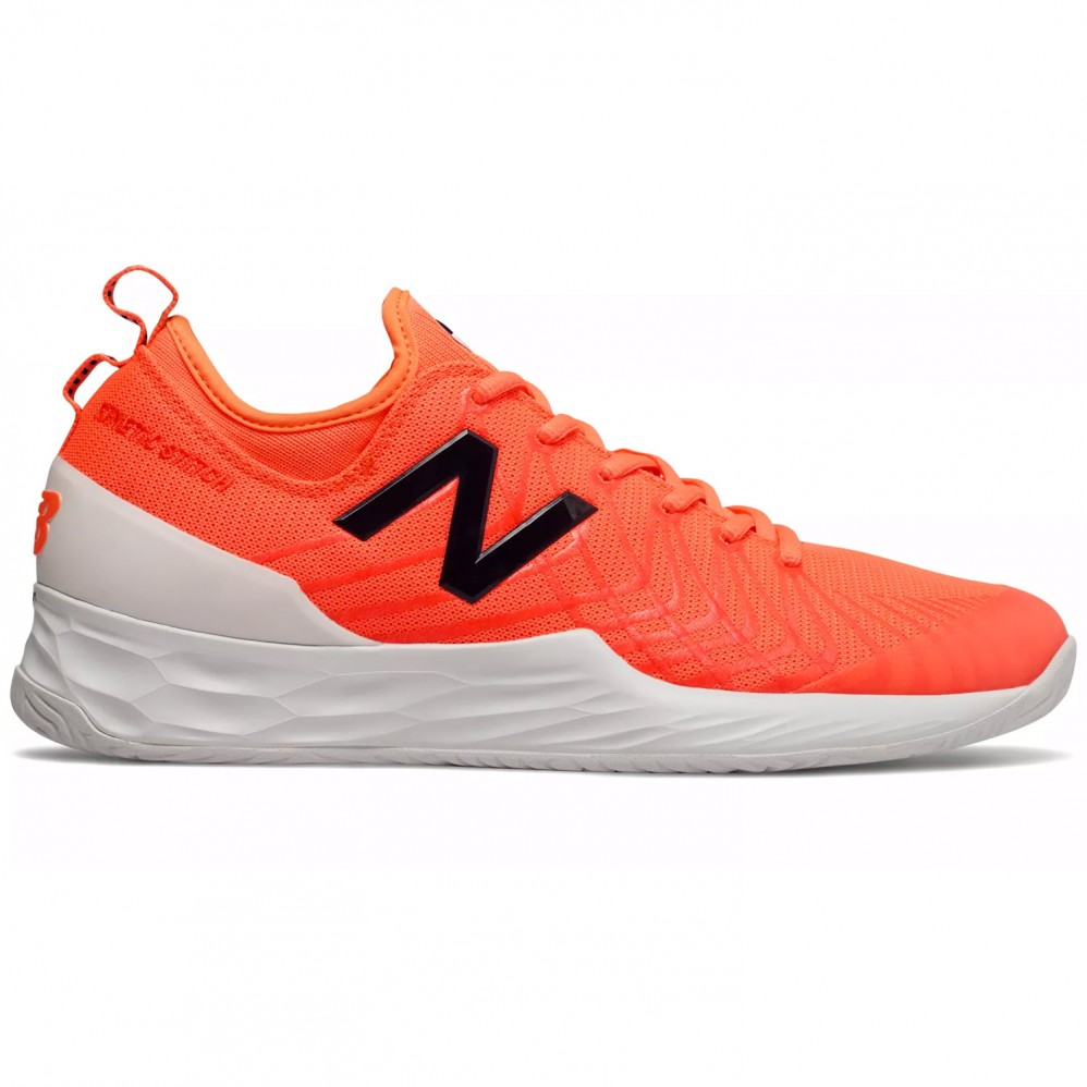 taille 40 46157 8baab Chaussure New Balance Fresh Foam Lav Orange