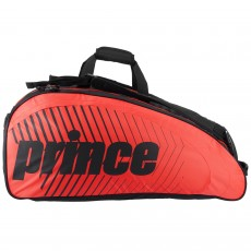 Prince Tour Challenger 9R Black / Red Tennis Bag