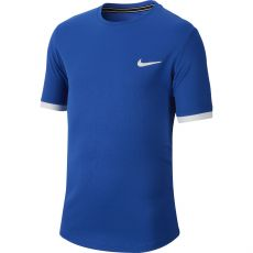 T Shirt Nike Junior Dry Team Bleu Hiver 2019