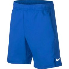 Short Nike Junior Nikecourt Dri Fit Bleu Hiver 2019