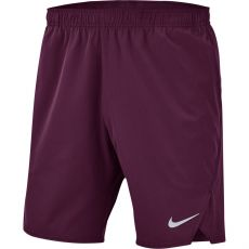"Short Nike Flex Ace 9"" Bordeaux Holiday 2019"