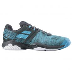 Chaussure Babolat Propulse Blast All Court Grey/Blue