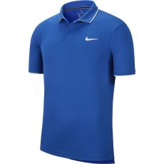 Polo Nike Dri-Fit Blue Game Royal Holiday 2019