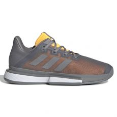 Adidas SoleMatch Bounce M Grey / Orange