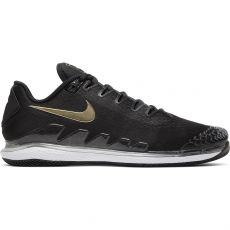 Chaussure Nike Zoom Vapor X Knit Noir / Or Hiver 2019