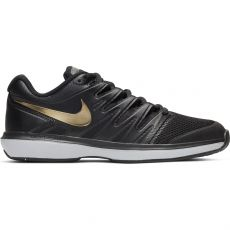 Nike Zoom Vapor Prestige HC Black / Gold Holiday 2019