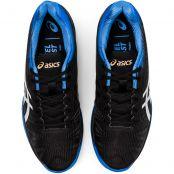 Asics Gel Solution Speed FF Clay Black Blue Coast Clay SS20