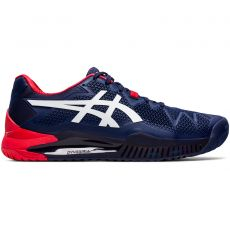 Asics Gel Resolution 8 Blue Peacoat White SS20