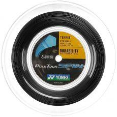 Bobine Yonex Poly Tour Spin Noir 1.25 200m