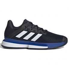 Adidas SoleMatch Bounce M Clay Legend Ink / Team Royal Blue