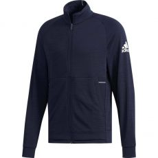 Adidas Knit Jacket Navy