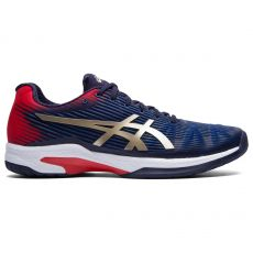 Asics Gel Solution Speed FF Peacoat Blue Champagne SS20