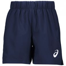 Short Asics Junior Club Bleu Marine