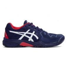 Asics Gel Resolution 8 GS Junior Peacoat Blue SS20
