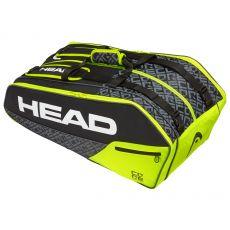 Head Core 9R Super Combi Black Yellow