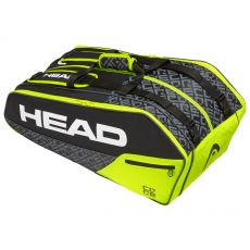 Head Core 9R Super Combi Black Yellow