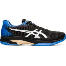 Asics Gel Solution Speed FF Black Blue Coast SS20