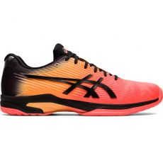 Chaussure Asics Gel Solution Speed FF L.E. Flash Coral Black SS20
