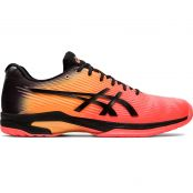 Asics Gel Solution Speed FF L.E. Flash Coral Black SS20