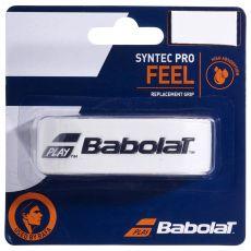 Grip BABOLAT Syntec Pro Blanc