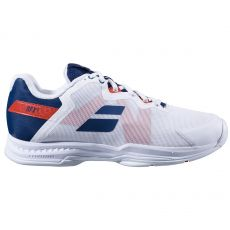 Chaussure Babolat SFX3 All Court White / Estate Blue