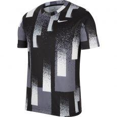 T Shirt Nike Court Black Spring 2020
