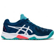 Asics Gel Resolution 8 Bleu Mako Blue GS FW20