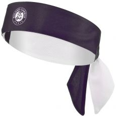 Headband Roland Garros Performance Navy Blue