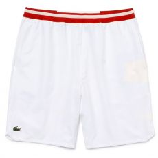 "Short Lacoste 7"" Djokovic White 2020"