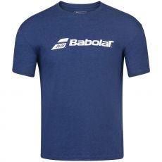 T Shirt Babolat Exercise Blue