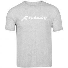 T Shirt Babolat Exercise Grey