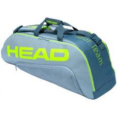 Head Tour Team 6R Combi Black Grey