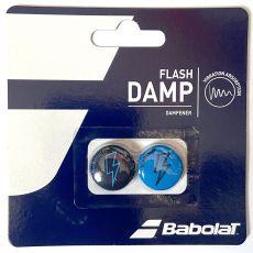 Antivibrateur Babolat Flash Damp Bleu x 2