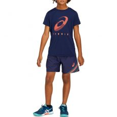 T Shirt Asics Junior Tennis GPX Blue 2020