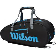 WILSON TOUR 2 COMP BLACK GREY LARGE