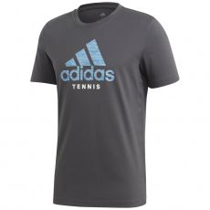 T Shirt Adidas Cat Logo Green Climalite