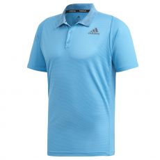 Polo Adidas FreeLift Primeblue Grey