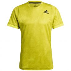T Shirt Adidas FreeLift Blue Australian Open 2021